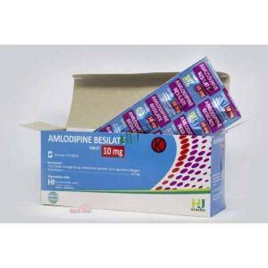 Amlodipine Besilate (Generik - Hexapharm Jaya)