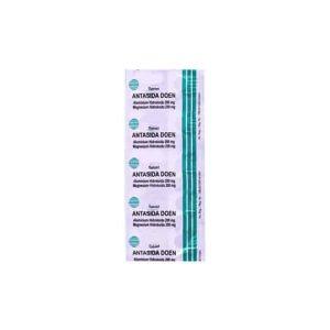 Antasida Doen 10 Tablet (Generic)
