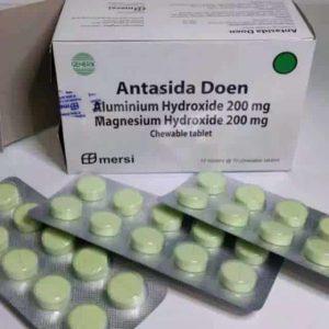 Antasida Doen 10 Tablet (MERSI)