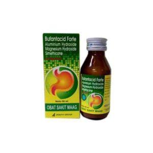 Bufantacid Forte Suspensi 60 ml