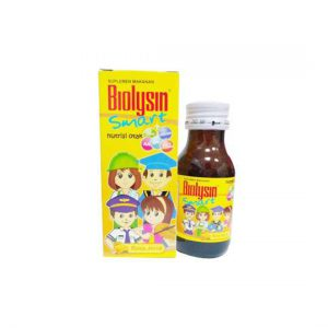Biolysin Smart Sirup Rasa Jeruk