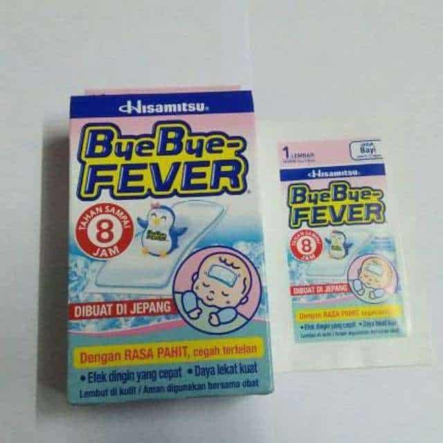 Bye Bye Fever Bayi (8 Jam)