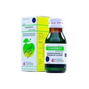 Camidryl Expectorant Sirup 60 ml