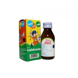 Coldrexin Cold Flu Sirup 60 ml