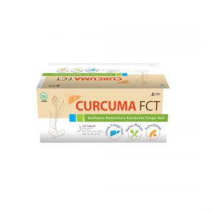 Curcuma FCT 12 Tablet