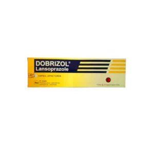 Dobrizol Lansoprazole 10 Tablet
