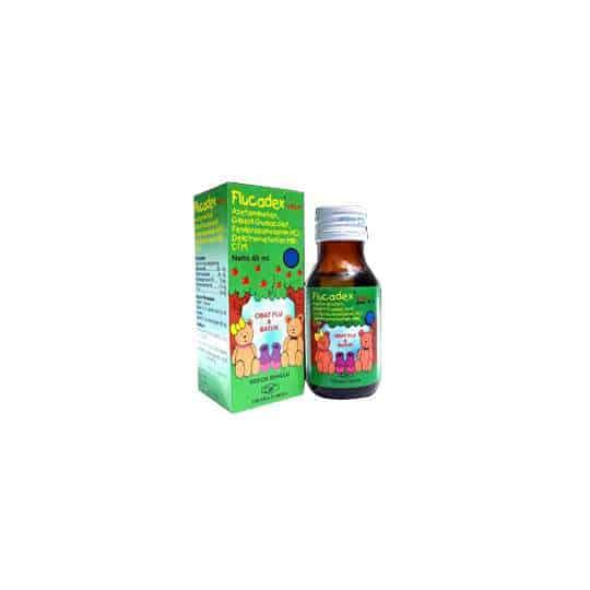 Flucadex Sirup 60 ml