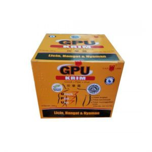 Cap Lang GPU Cream 250 g