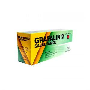 GRAFALIN 2 mg 10 Tablet