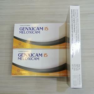 Genxicam 15 mg 10 Tablet