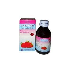 Hufanoxil Sirup Kering 125 mg