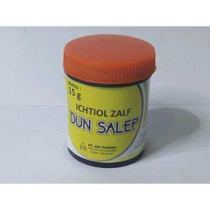 Ichtiol Zalf DUN SALEP 15 gr