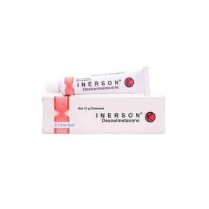 Inerson 0,25% Salep 15 mg