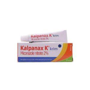 Kalpanax K Cream 5 gr