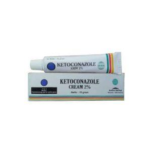 Ketoconazole 2% Tube 10 gr