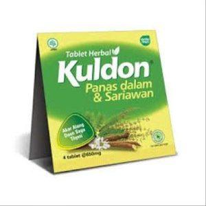 Kuldon Tablet Herbal