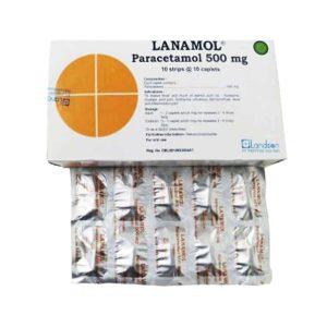 Lanamol Paracetamol