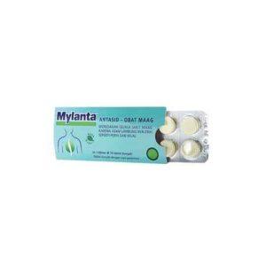 Mylanta Tablet