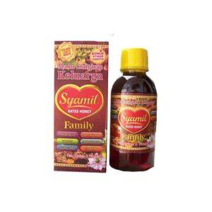 Madu Syamil Family