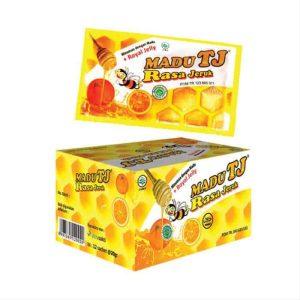 Madu TJ Sachet Orange