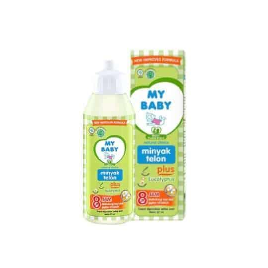 My Baby Minyak Telon Plus 57 ml