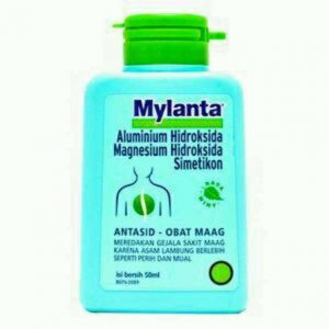 Mylanta Sirup isi 50 ml