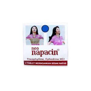 Neo Napacin isi 4 Tablet