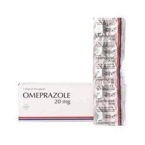 Omeprazole 20 mg 10 Kapsul (Generik - Novell)