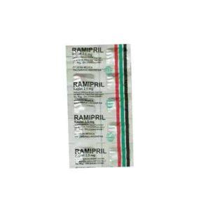 RAMIPRIL 2,5 mg 10 Kaplet (Generik - Dexa Medica)