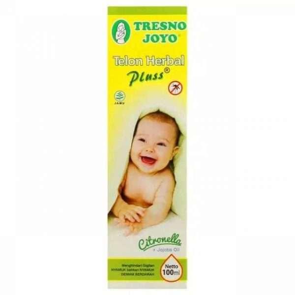 Tresno Joyo Minyak Telon Plus 100 ml