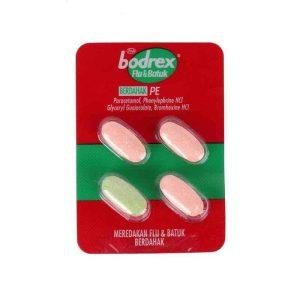 Bodrex Flu & Batuk Berdahak PE isi 4 Tablet