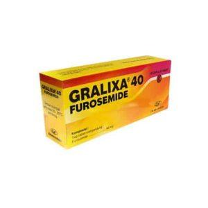 GRALIXA 40 mg 10 Tablet